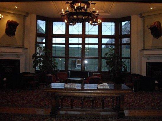 Fairmont Banff Springs: calm