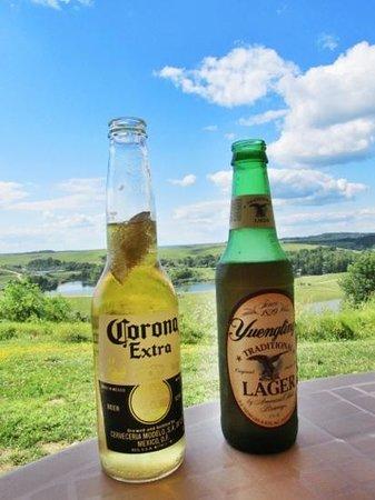 Wild Zipline Safari: lovely way to end a zip