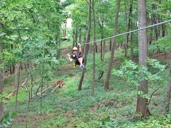 Wild Zipline Safari: definitely recommend Toni as your guide!