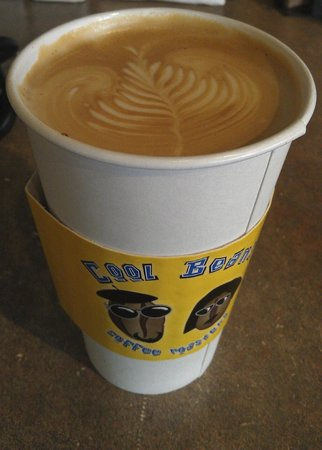 Cool Beans Coffee Roasters : Quality latte'