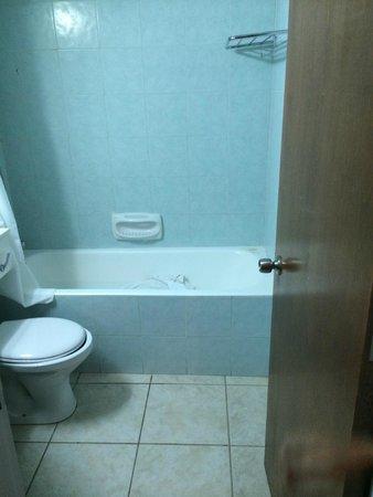 Vangelis ApartHotel: Bathroom