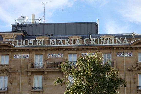Hotel Maria Cristina, a Luxury Collection Hotel, San Sebastian: fachada