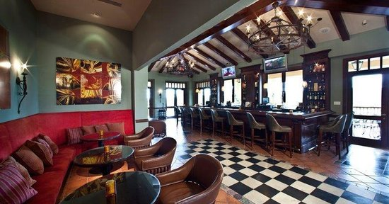 Zafra Restaurant : Hacienda bar zafra