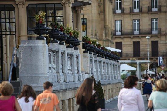 Hotel Maria Cristina, a Luxury Collection Hotel, San Sebastian: frente
