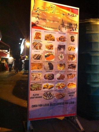 Restaurante  Al-Amir