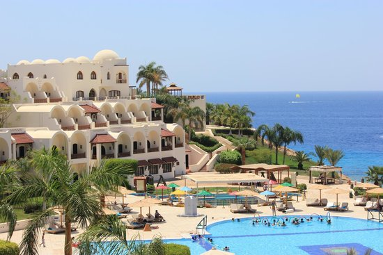 Movenpick Resort Sharm El Sheikh Naama Bay : вид из номера 2311