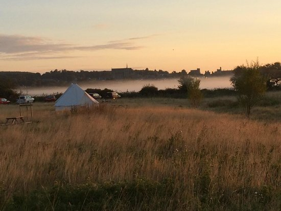 Billycan Camping: Morning mist