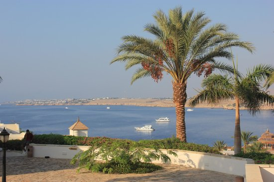 Movenpick Resort Sharm El Sheikh Naama Bay : на территории