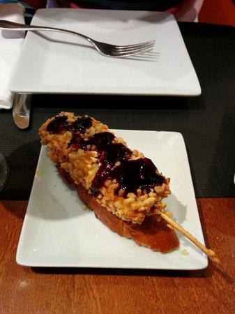 A Taberna do Bispo: Crocanti de queso brie