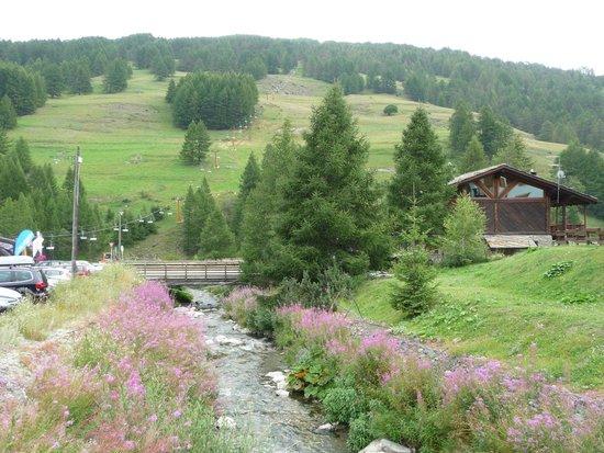 Pragelato, Italy: Plan