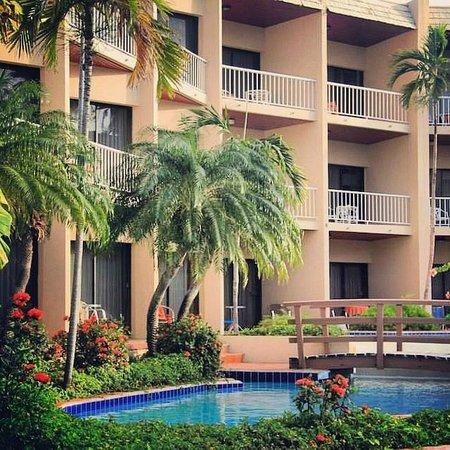 Sunscape Curaçao Resort Spa & Casino: pool by oceana