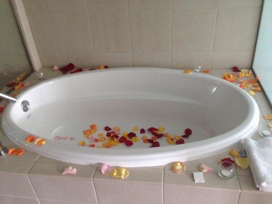 hotelVetro: studio suites & convention center : Romance Package
