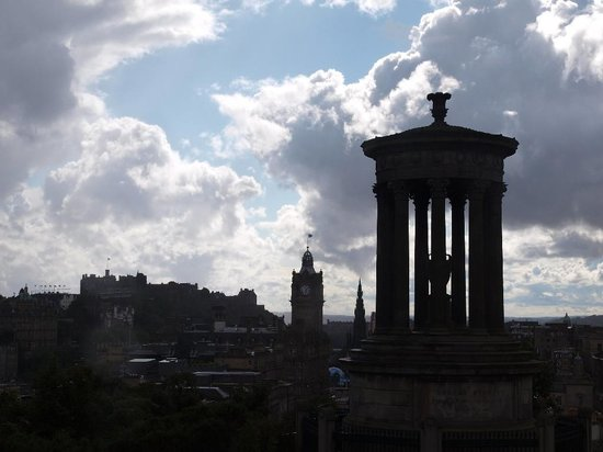 from Calton Hill