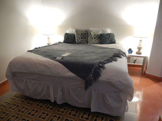 La Terraza de San Juan: Fluffy Bed