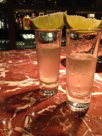 Grand Velas Riviera Maya: Custom Drinks Galore