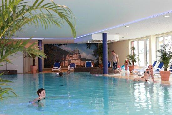 Hotel Belle Vue : pool