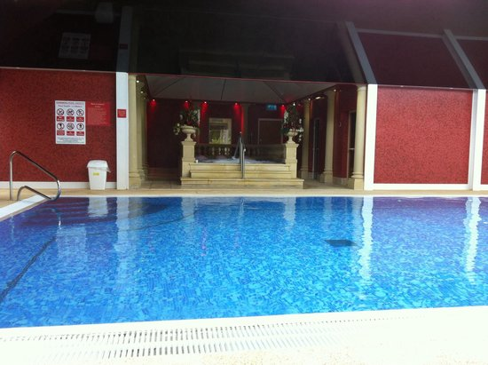 Parsonage Hotel & Spa: Pool & spa area