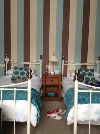 Westbourne Guest House : room 4
