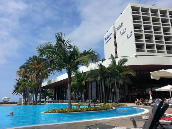 Pestana Casino Park Hotel : Outdoor pool