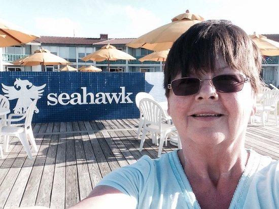 Seahawk Inn & Villas : Love it here :)