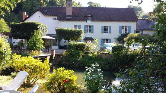 Le Moulin des Charmes : La casa
