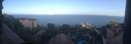 Hotel Villa Carlotta: The view from our room