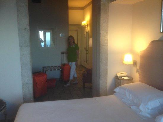 Hotel Villa Carlotta: Our room