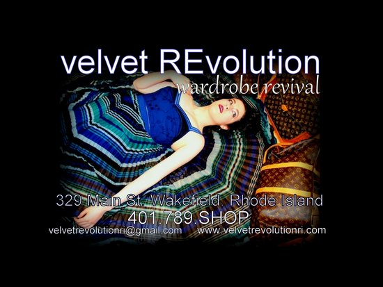 Velvet REvolution Wardrobe Revival