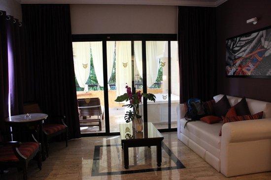 TRS Yucatan Hotel: habitacion