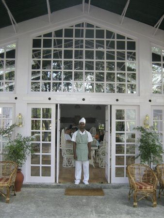 Wild Mahseer : The First Flush Dining Room