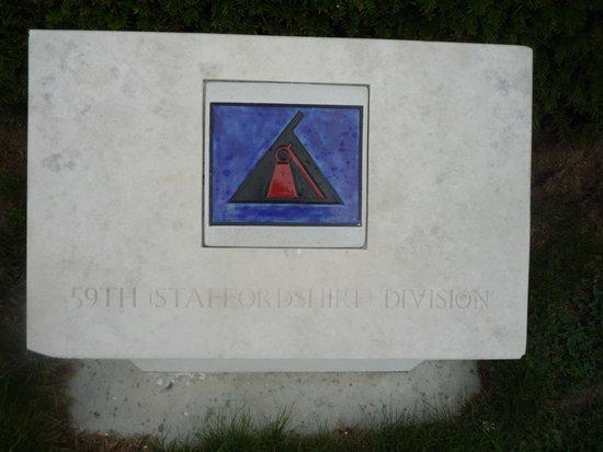 Musée de Normandie : 59th Staffordshire Division