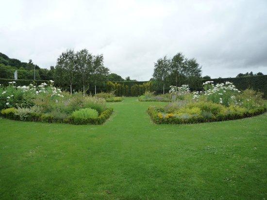 Musée de Normandie : British Garden