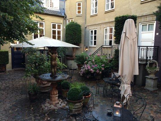 Villa Provence : Reception area