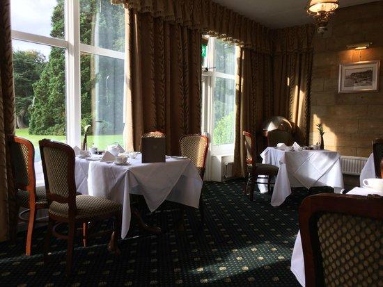 Grinkle Park Hotel: Dining room
