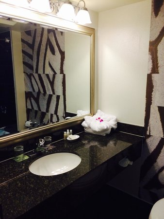 Renaissance Boca Raton Hotel: Bathroom