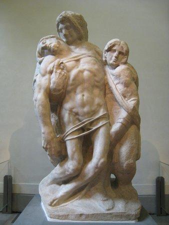 Accademia Gallery: Pieta