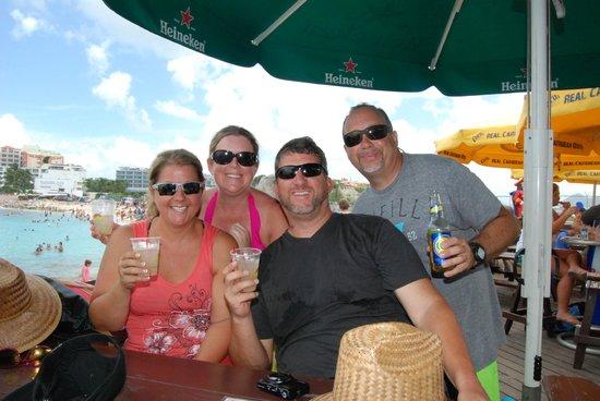 Sunset Beach Bar: Group #2