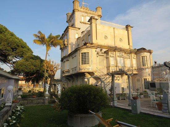 Castelo de Santa Catarina: Área externa