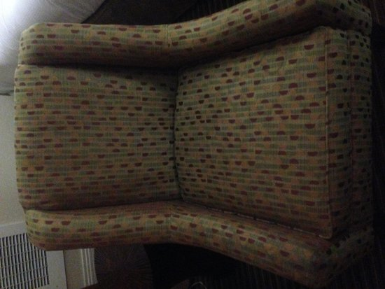 Hilton Wilmington Riverside: chair