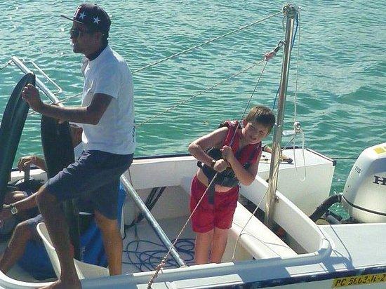 Maritim Resort & Spa Mauritius : water-skiing