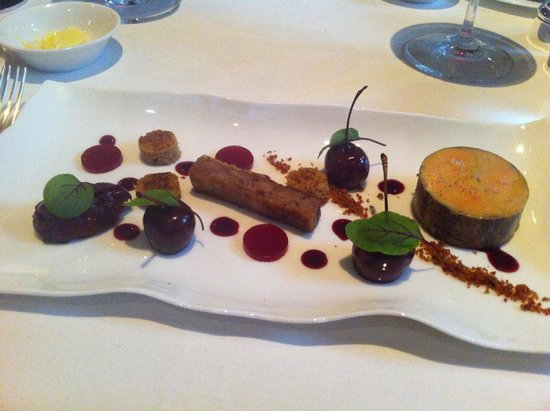 Number One at The Balmoral: Foie Gras