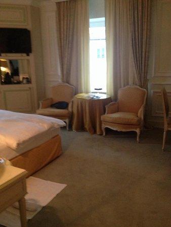 Hotel Koenigshof: deluxe room