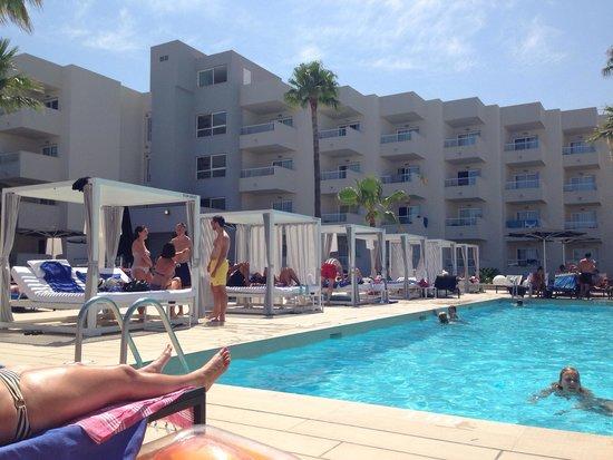 Hotel Garbi Ibiza & Spa: Pool