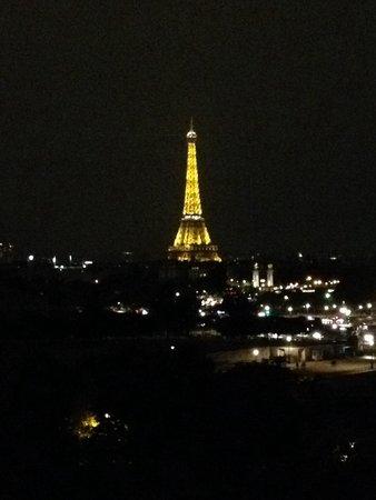 The Westin Paris - Vendome: room with a view