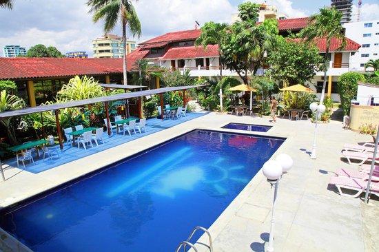 Hotel Puerto Ballesta: Hotel