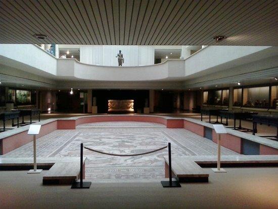 Musee du Cinquantenaire : Detalle 13