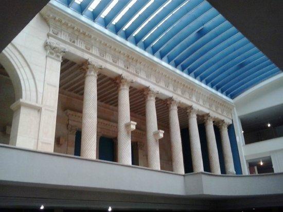 Musee du Cinquantenaire : Detalle 7