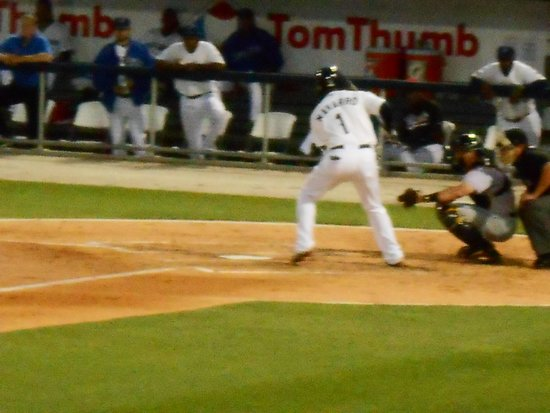 Blue Wahoos Ballpark: Blue Wahoos game