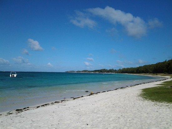 Emeraude Beach Attitude: praia