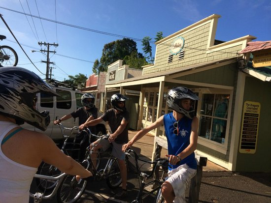 Paia, HI: Cowboy Town